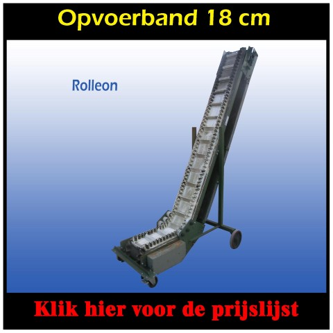 Opvoerband Z band 28 cm