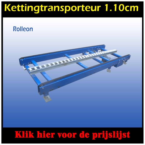 transprotband europallets 110 cm
