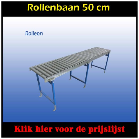 rollerconveyors for sale 50 cm